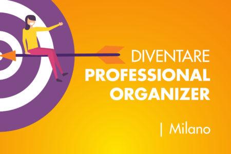 Organizzare Italia Professional organizer corso Milano