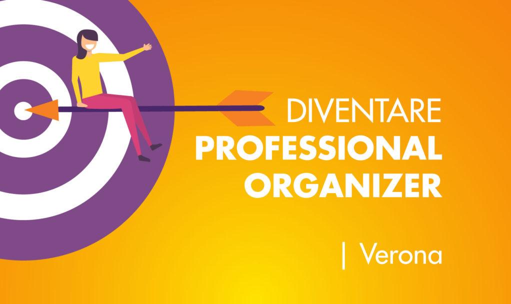 Organizzare Italia Professional organizer corso Verona