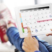 Pianificazione: un calendario allunga la vita?