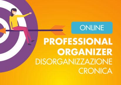 22/24 gennaio 2020 online – Corso di specializzazione. Capire la disorganizzazione cronica e il disturbo da accumulo. Livello base