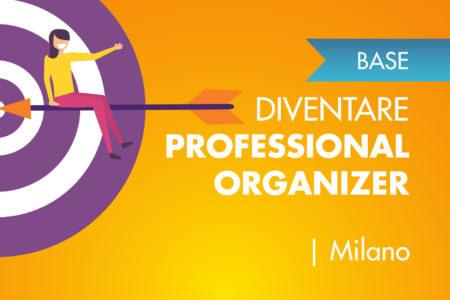Professional organizer corso base