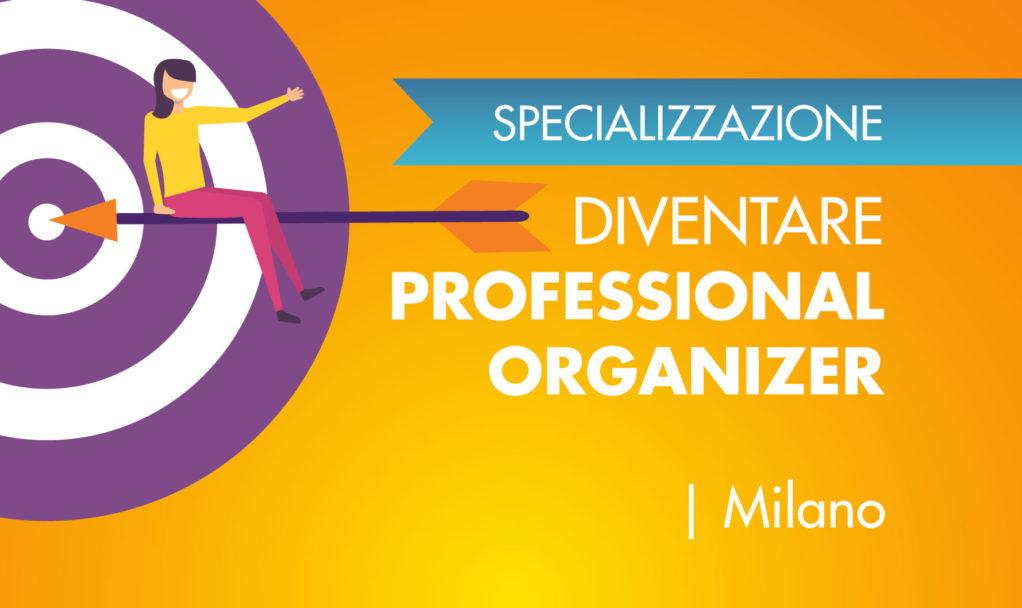 Professional organizer corso specializzazione