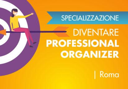 """11/12 gennaio 2019 Roma  – Ambito educazione """"Corso Organizzare con e per bambini e ragazzi"""""""
