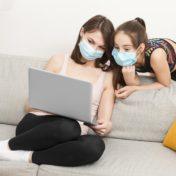 L'organizzazione aiuta la famiglia ai tempi del Coronavirus