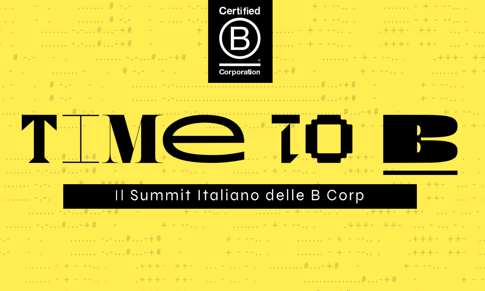 time-to-b-summit-italiano-b-corp